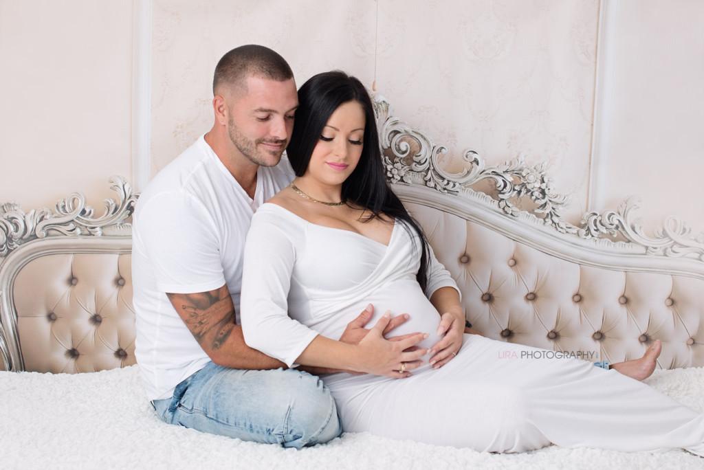 séance de maternité