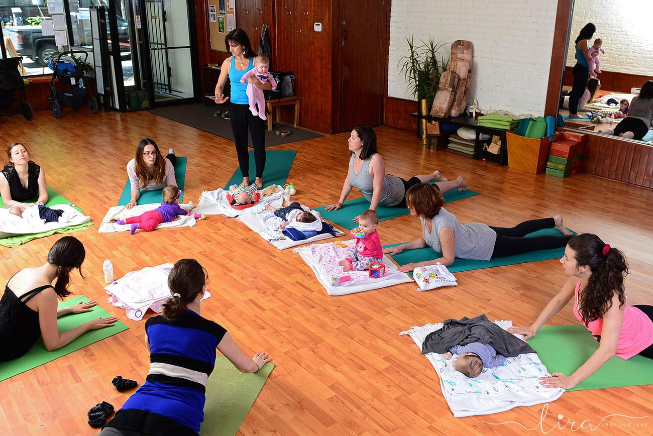 cours de yoga à Montréal